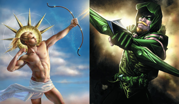 Apollo Green Arrow