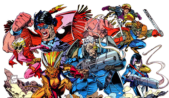 X-Force Annual Volume 1