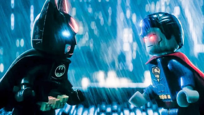 Lego Batman v Superman