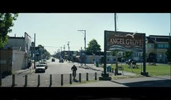 Angel Grove looks like every other American town, where things have to rot.